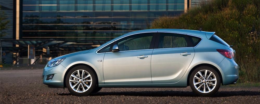 Продажа Opel Astra (Опель Астра) в России